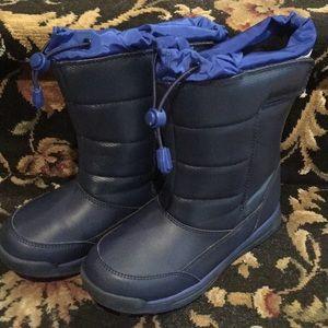 Lands' end snow flurry winter boots